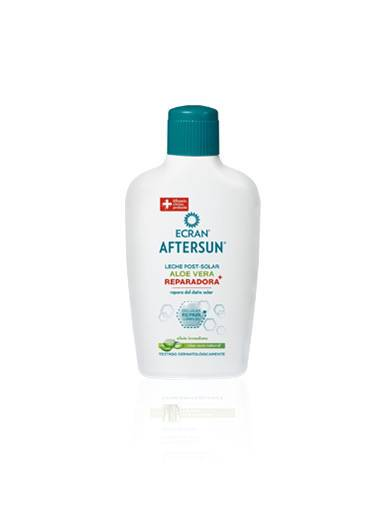 Leche Hidratante reparadora Aloe Vera